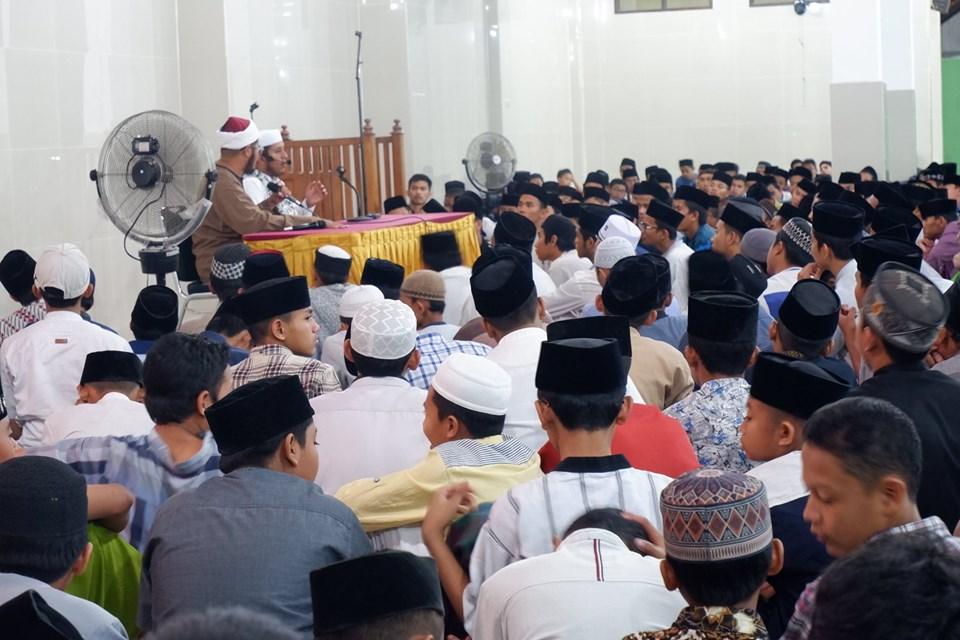 Syaikh Ahli Qur'an Bersanad Qiroah Sab'ah Hadir Lagi di ICBB